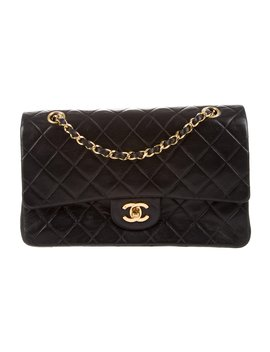 Vintage Classic Medium Double Flap by Chanel