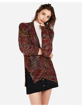 Rainbow Knit Cover Up by Express