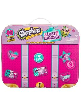 Moose Toys Shopkins Lost Luggage 40 Pack Set by Moose Toys