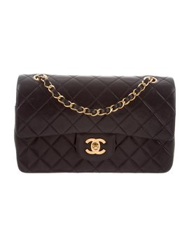 Classic Small Double Flap Bag by Chanel