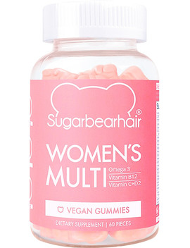 Online Only Women's Multi Vegan Gummies by Sugarbearhair
