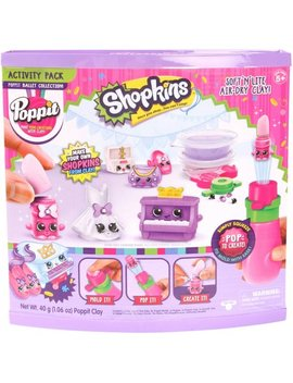 Poppit S1 Shopkins Ballet Collection by Shopkins