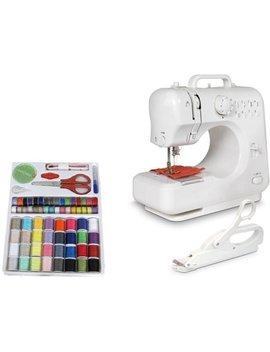 Michley Desktop Sewing Machine & Accessories 3 Piece Value Bundle by Michley