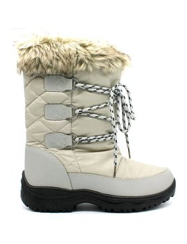 Beige Telluride Boot   Women by Zulily