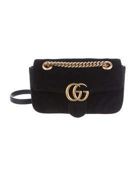Small Marmont Shoulder Bag by Gucci