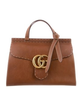 Gg Marmont Small Top Handle Bag by Gucci