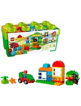 Lego® Duplo® My First All In One Box Of Fun 10572 by Duplo