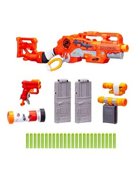 Nerf Zombie Survival System Scavenger Blaster by Nerf