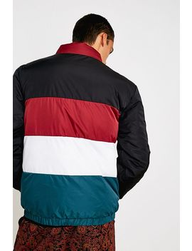 Fila Neo Black Puffer Jacket by Fila