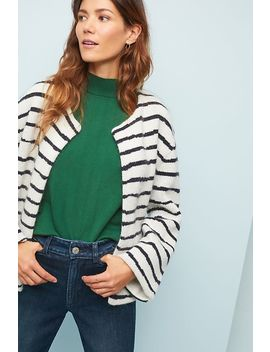 Kelly Striped Cardigan by Demy Lee