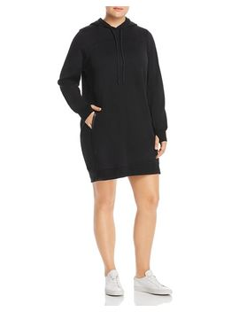 Fabulous Fleece Hoodie Dress by Marc New York Performance Plus