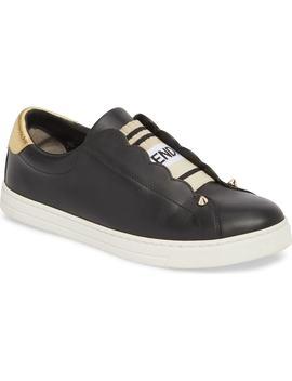 Rockono Slip On Sneaker by Fendi