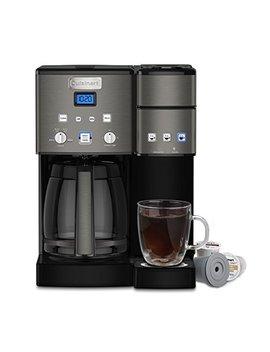 Cuisinart Ss 15 Bks Coffee Center Maker, Black Stainless by Cuisinart