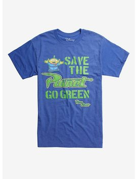 Disney Pixar Toy Story Alien Go Green T Shirt by Hot Topic