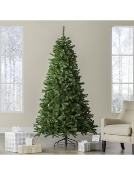 Beachcrest Home Green Spruce Artificial Christmas Tree & Reviews by Beachcrest Home