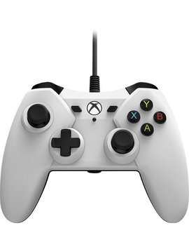 Wired Controller For Xbox One   White by Power A
