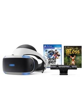 Play Station Vr Astro Bot Rescue Mission & Moss Bundle by Kohl's