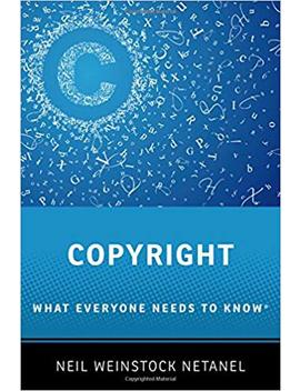Copyright: What Everyone Needs To Know® by Amazon