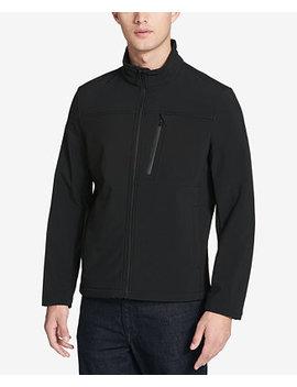 Men's Soft Shell Jacket by Calvin Klein