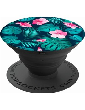 Finger Grip/Kickstand For Mobile Phones   Hibiscus by Pop Sockets