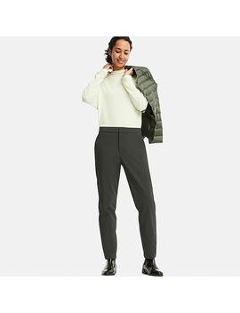 Damen Gefütterte Hose by Uniqlo