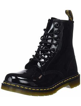 Dr. Marten's Women's 1460 8 Eye Patent Leather Boots, Black Patent Lamper, 5 F(M) Uk / 7 B(M) Us Women / 6 D(M) Us Men by Dr.+Martens