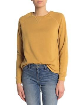 Raglan Fleece Sweatshirt by Project Social T