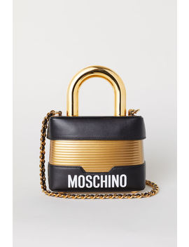 Кожаная сумка через плечо by H&M
