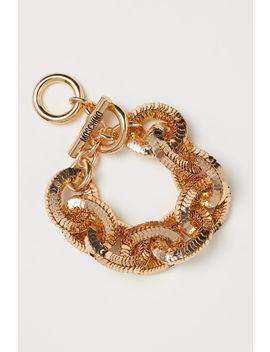Позолоченный браслет by H&M