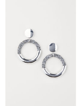 Серьги в форме колец by H&M