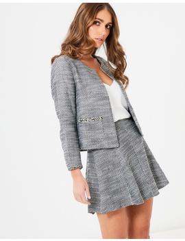 Liana Tweed Skirt by Chancery
