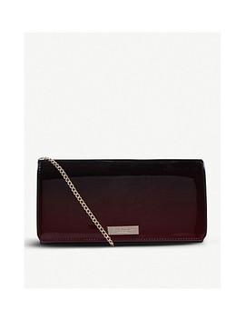 Alice Ombré Patent Clutch Bag by Carvela