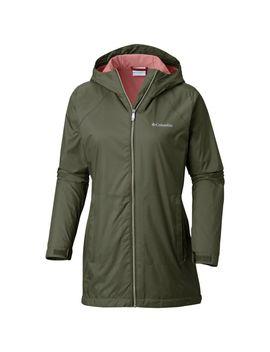 Women's Switchback™ Lined Long Jacket   Plus Size by Columbia Sportswear