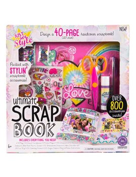 Just My Style Scrapbook Kit by Just My Style