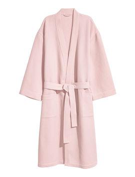 Вафельный халат by H&M