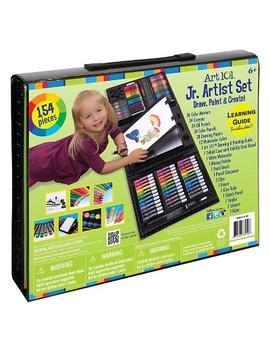 Kid's Tri Fold Art Set 154pc Art 101 by Art 101