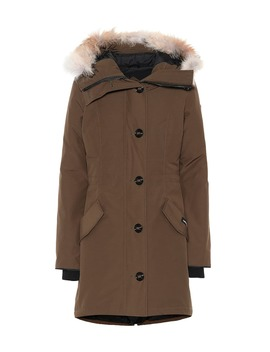 Rossclair Fur Trimmed Parka by Canada Goose