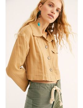Low Classic Jacket by Free People