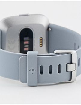 Fitbit Versa Smart Watch In Grey by Fitbit