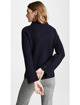 Funnel Neck Sweater by Vince