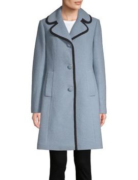 Transitional Dusty Trench Coat by Kate Spade New York