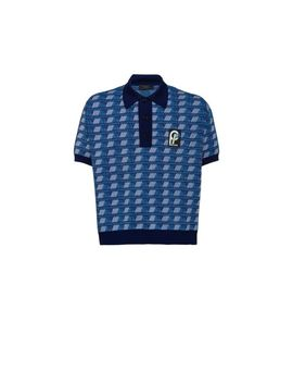 Wool Polo Shirt by Prada