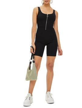 Joni Cycling Catsuit by Topshop
