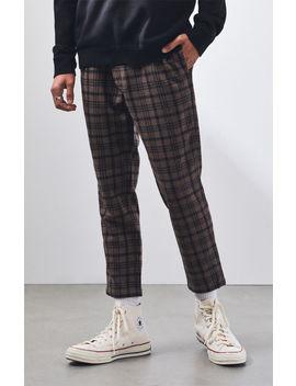 Banks Journal Downtown Suit Plaid Pants by Pacsun