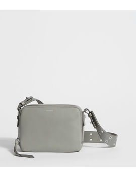 Sid Leather Fanny Pack Crossbody Bag by Allsaints