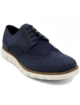 Nautica Men's Wingdeck Oxford Shoe Fashion Sneaker by Nautica