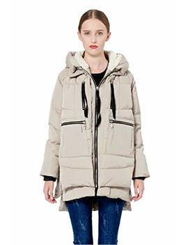 Orolay Women's Thickened Down Jacket (Most Wished &Gift Ideas) by Orolay