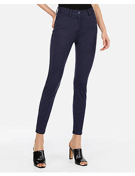 High Waisted Performance Stretch Legging Pant by Express