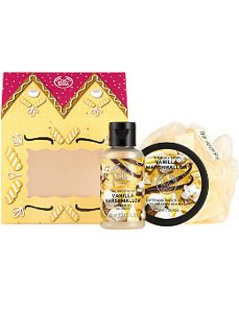 Vanilla Marshmallow Body Care Trio by The Body Shop