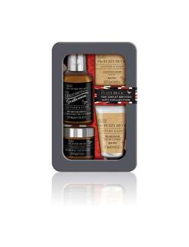 Fuzzy Duck Men`s Emergency Beard Kit by Baylis & Harding